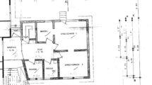 Grundriss Nebenhaus EG
